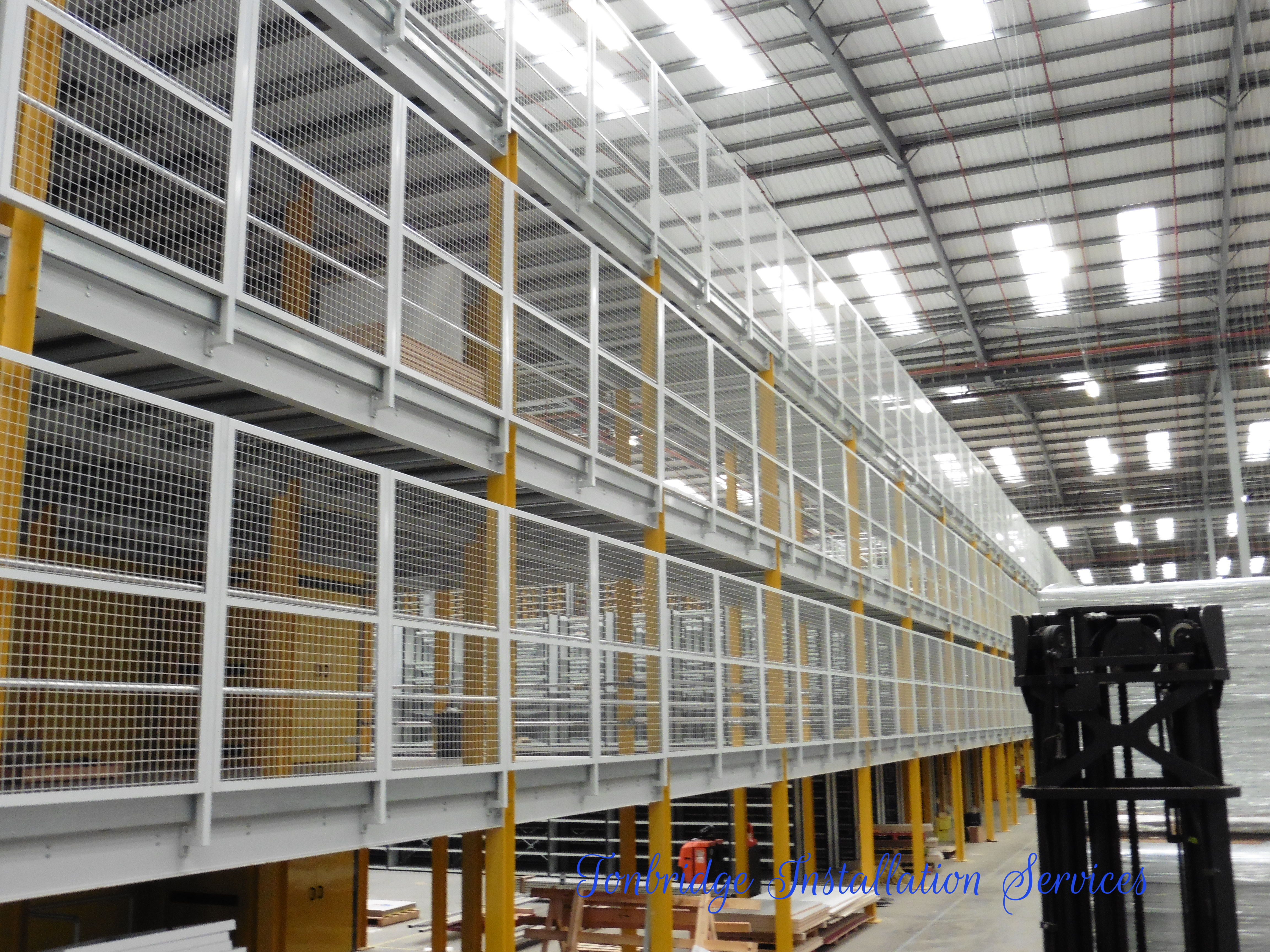 Mezzanine Floors, Mezzanine Floor - Tonbridge Installation Services