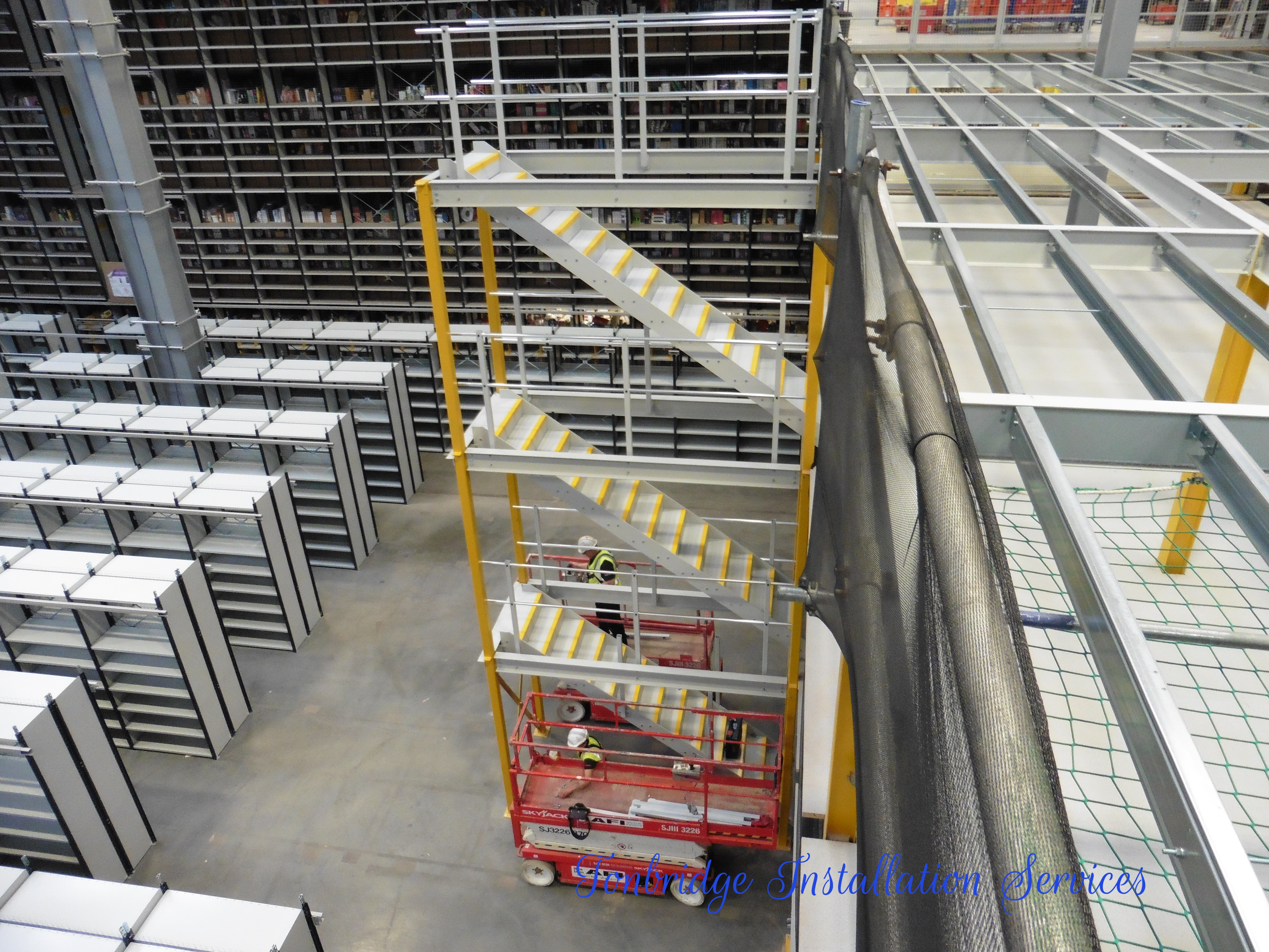 Mezzanine Floor - Tonbridge Installation Services