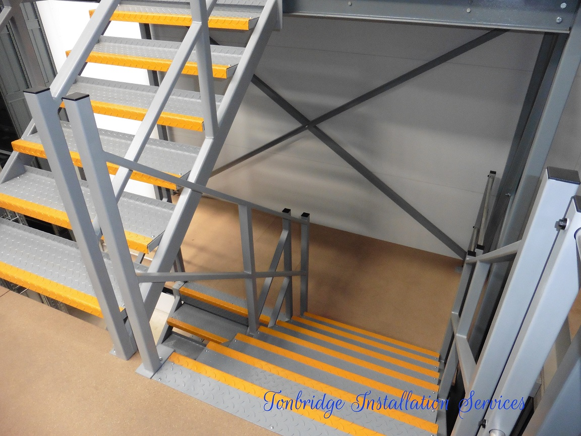 Mezzanine Floors - Tonbridge Installation Services, Mezzanine Floor - Tonbridge Installation Services