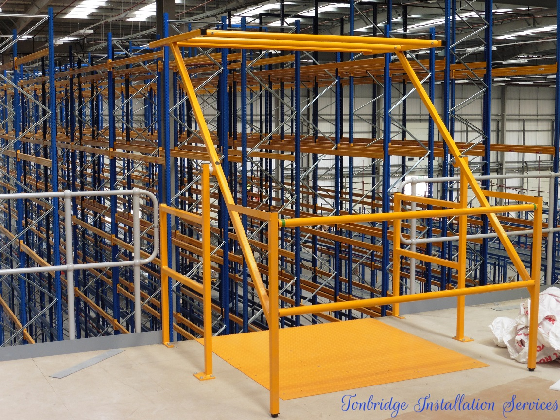 Racking Installation - Tonbridge Installation Services