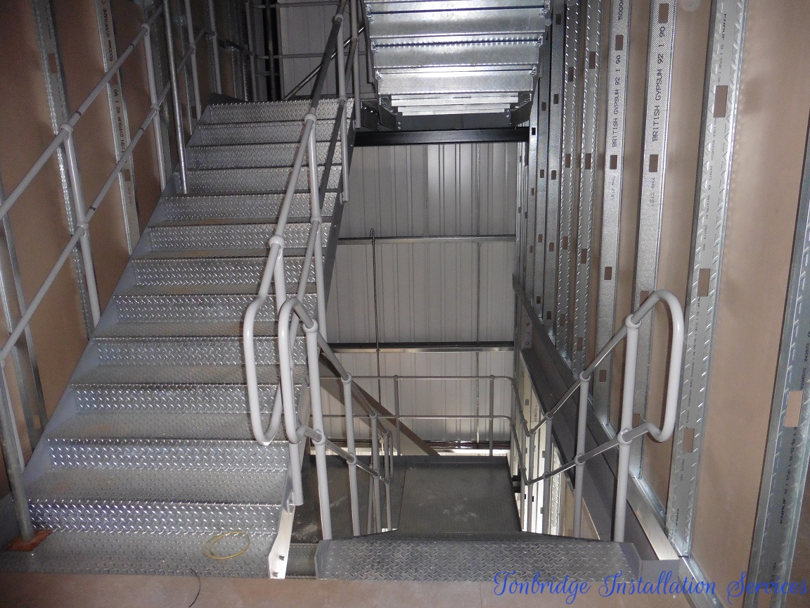 Mezzanine Floors - Tonbridge Installation Services