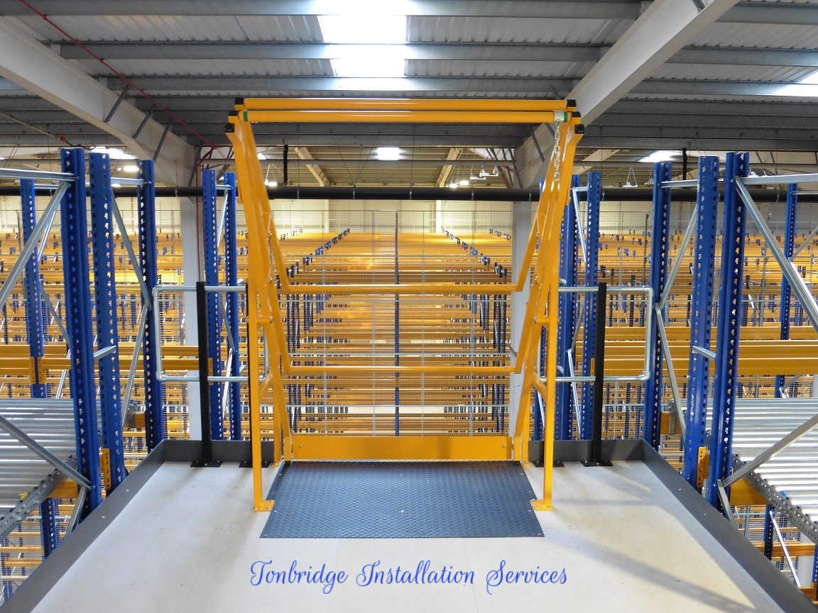 Mezzanine Floors Services : Tonbridge installation services mezzanine floors dover